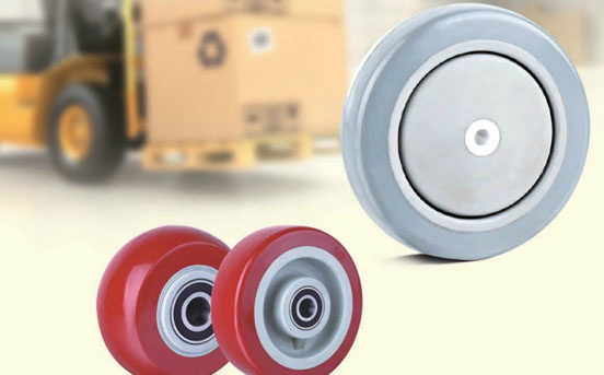 Injection PU Wheels